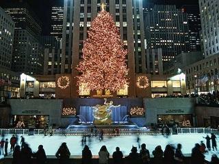 not too many people are going to be stuck in the back of a new york taxi for six solid years however a round trip flight between new york and los angeles - How Many Lights Are On The Rockefeller Christmas Tree